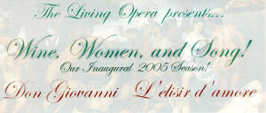 The Wagner Society of Dallas presents the Living Opera
